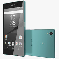 Смартфон Sony Xperia Z5 (E6653) Green